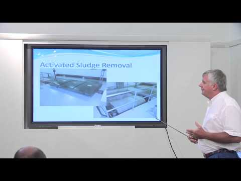 The Acute Care Wing: Sewage Treatment Plant