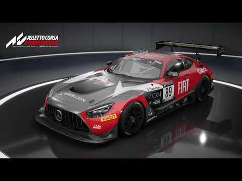 Assetto Corsa Competizione 2020 GT Challenge Pack (Mercedes AMG 2020 EVO) |