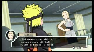 CGRundertow - NARUTO SHIPPUDEN: DRAGON BLADE CHRONICLES for Nintendo Wii Video Game Review