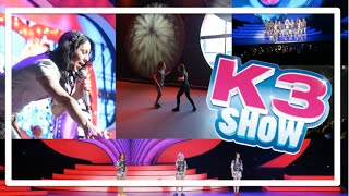 K3 show in de Heineken Music Hall | VLOG