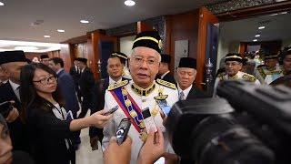 Najib: SST a double whammy for Malaysians