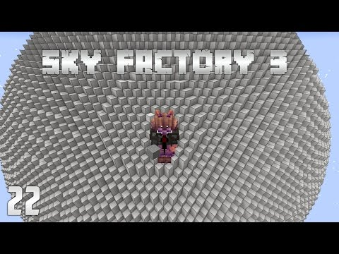 Sky Factory 3 RFTools Builder PT#2 + Cow in a Jar