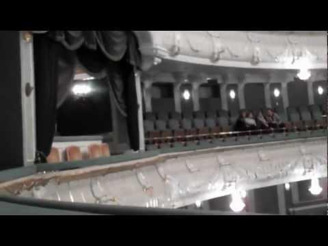 The Bolshoi Theatre [NEW STAGE] Movie & Pics.