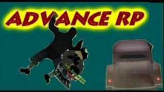 [Advance RP День 2 / Часть 3] - Развозчик