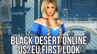Black Desert Online (B2P MMORPG): Watcha Playin