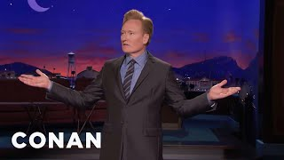 Conan Knows What American Consumers Are Buying  - CONAN on TBS