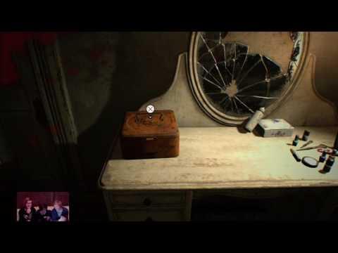 Brohirrim Gaming: Resident Evil 7: A Good Baker Bumming