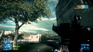 Only in Battlefield 3 - Defy the Skygods