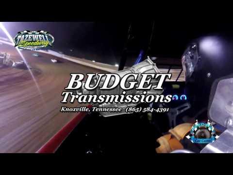 #5 Derik Duggan - Pony - 6-2-17 Tazewell Speedway - In-Car Camera