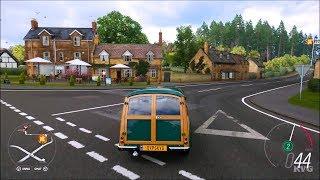 Forza Horizon 4 - Morris Minor Series II Traveler 1953 - Open World Free Roam Gameplay HD