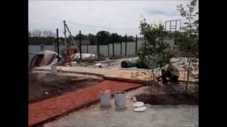 Декоративный бетон, печатный бетон или по другому архитектурный бетон.(Технология создание площадей, дорожек, площадок, тротуаров помощью декоративно печатного бетона. www.domaskbeton.r..., 2014-12-18T06:41:50.000Z)