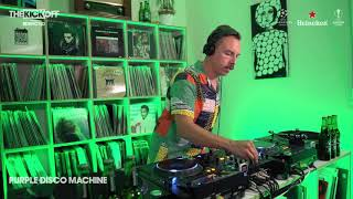 Purple Disco Machine - Live from Dresden (Heineken powered by Defected)