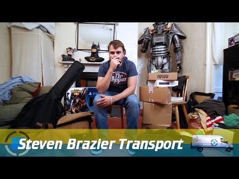 University of Kent - Student Move & Store (Steven Brazier Transport)