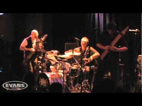 Pat Mastelotto - Stickmen Performance