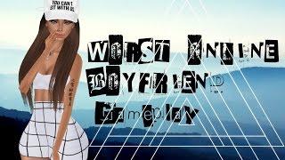 WORST ONLINE BOYFRIEND/ IMVU Gameplay
