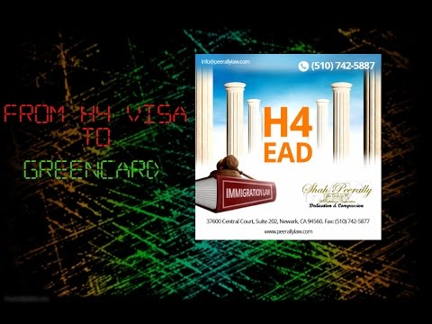Can an H4 EAD or H4 Visa Holders Directly file for a GreenCard?