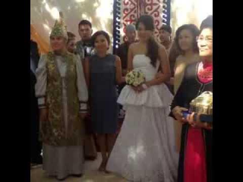 Свадьба Айсултана Назарбаева