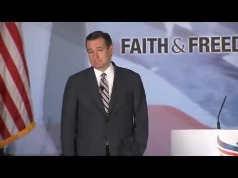 Sen. Ted Cruz at Road to Majority Conference