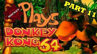 Idiocracy Plays: Donkey Kong 64 (PART 11) - Bad Horror Films