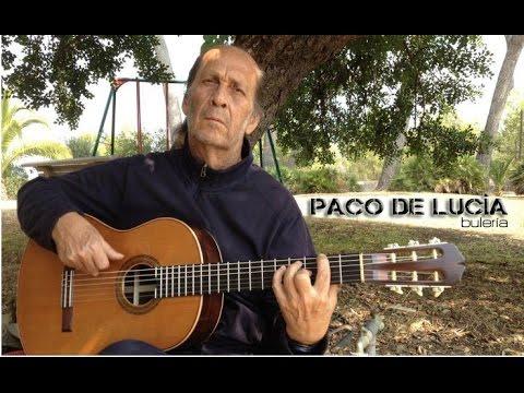 PACO DE LUCÍA - Bulería Alcazar de Sevilla - Lugano 2001