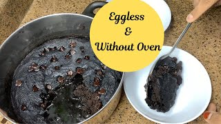 No egg No Oven Hot Chocolate Pudding that melts in your mouth !!!!
