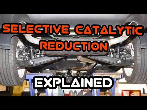Selective Catalytic Reduction Explained