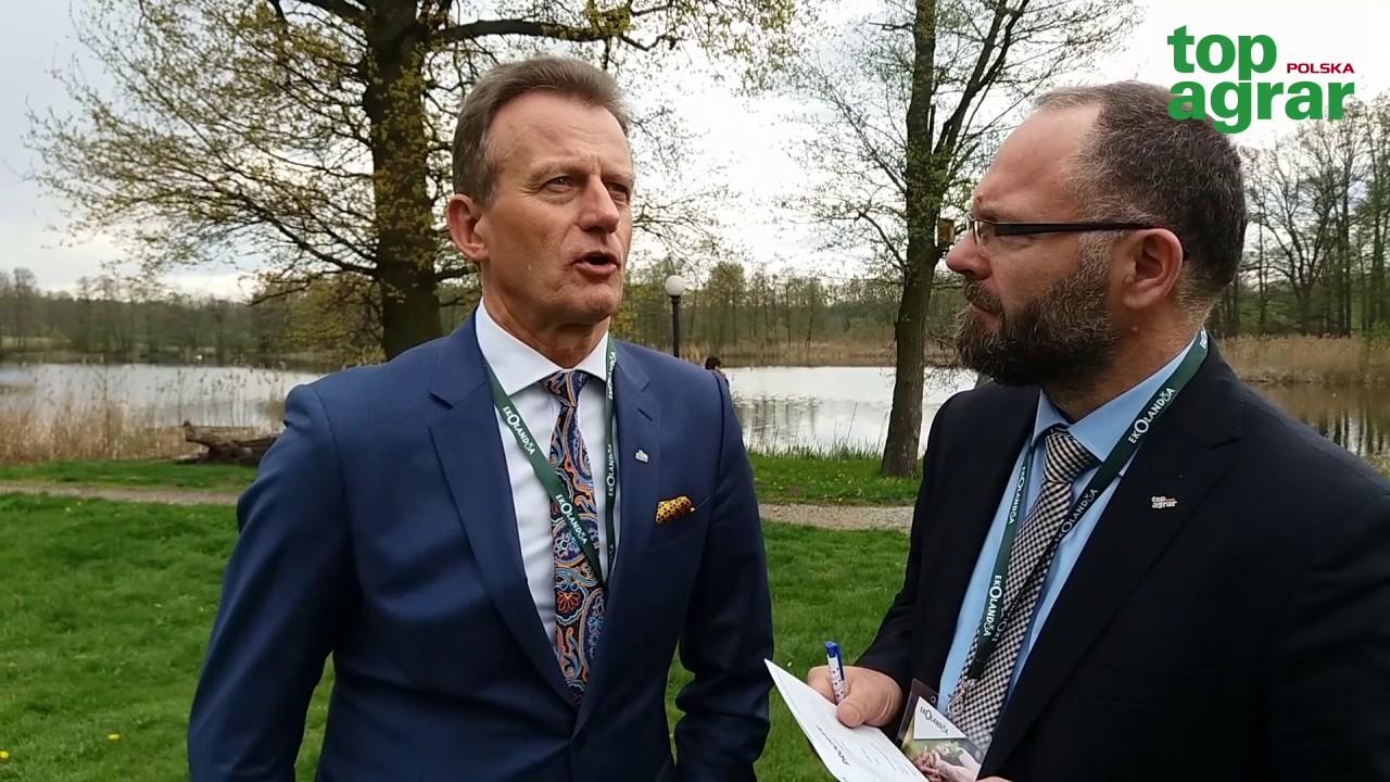 """TAP TV: Konferencja """"Zazieleniamy Polskę"""" w Olandii. Wywiad z posłem Zbigniewem Ajchlerem"""