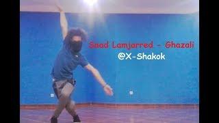 Saad Lamjarred - Ghazali |  Dance Choreography  | M.U.A