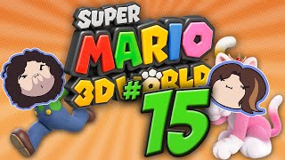 Super Mario 3D World: Toad So Fast - PART 15 - Game Grumps