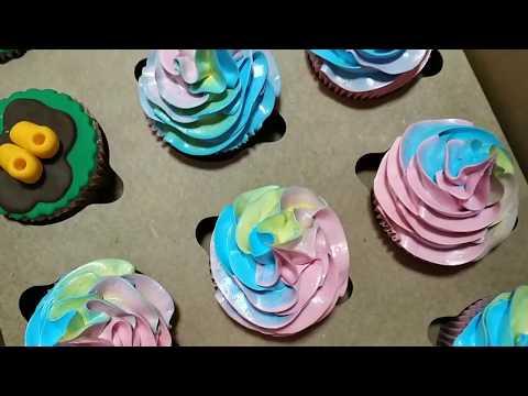 Deliciosa e fácil cobertura para bolos e cupcake