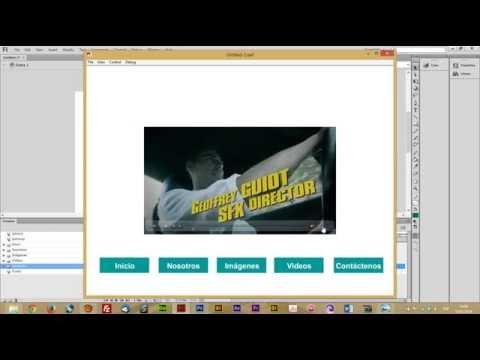 Flash animación: cd interactivo linea de tiempo | Diseño y Animación Multimedia