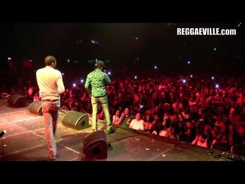 Vybz Kartel & Popcaan - Clarks @ Amsterdam Reggae Festival 9/25/2010 [Part 6/8]
