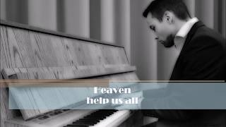 Stevie Wonder/Ron Miller - Heaven help us all (Cover)