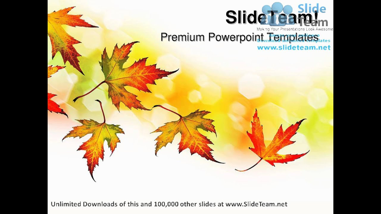 Fall powerpoint templates free vatozozdevelopment fall powerpoint templates free toneelgroepblik Gallery
