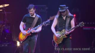 "Download lagu Lynyrd Skynyrd ""Free Bird"" performed by The Classic Rock Show"