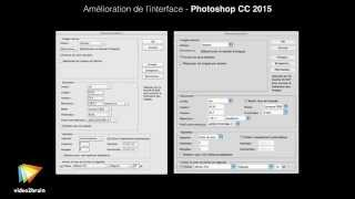 Tutoriel Photoshop CC - Explorer l'interface et repositionner les préférences | video2brain.com