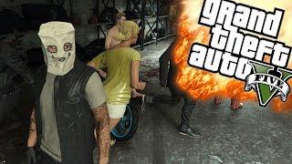 DE MOTOR CLUB! | GTA 5 Online Funny Moments