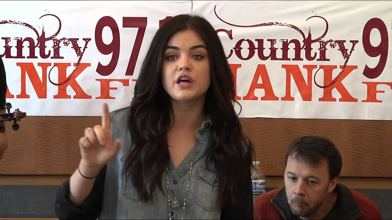 Download Lucy Hale - You Sound Good To Me