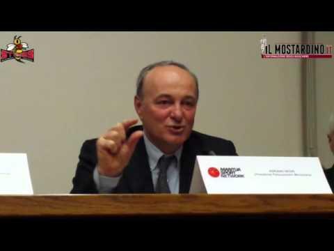 Conferenza stampa di presentazione dell'Associazione Mantua Sport Network