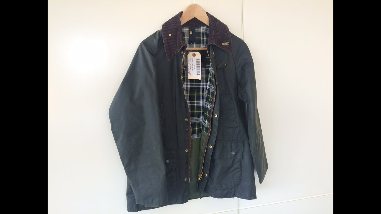 Barbour Wax Jacket Orvis   35 Reproofing Service Reviewed! - YouTube efb11a998d6f