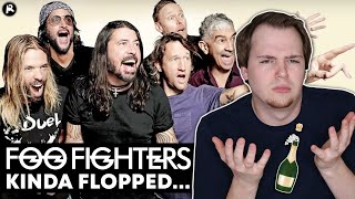 The LAZIEST Foo Fighters Single EVER?! (Shame Shame)
