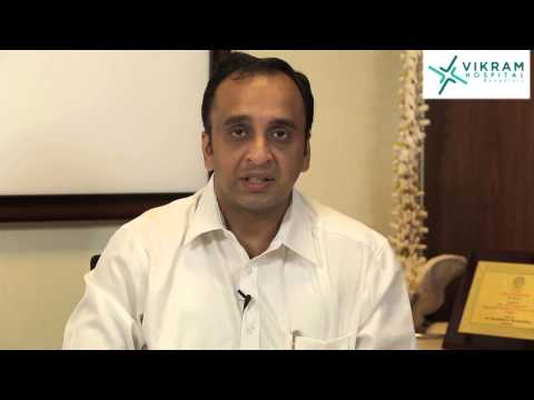 Trauma with major spine fracture treatment at Vikram hospital