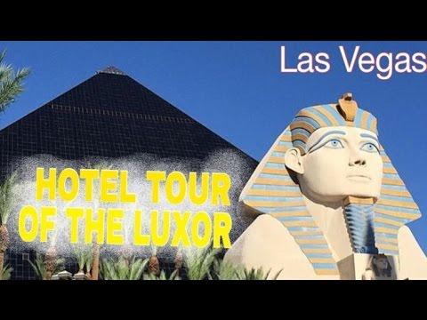 HOTEL TOUR!!! - LUXOR