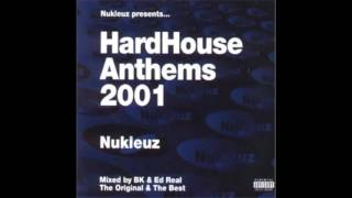 Ian M - Body Burnin, Hard House Anthems 2001