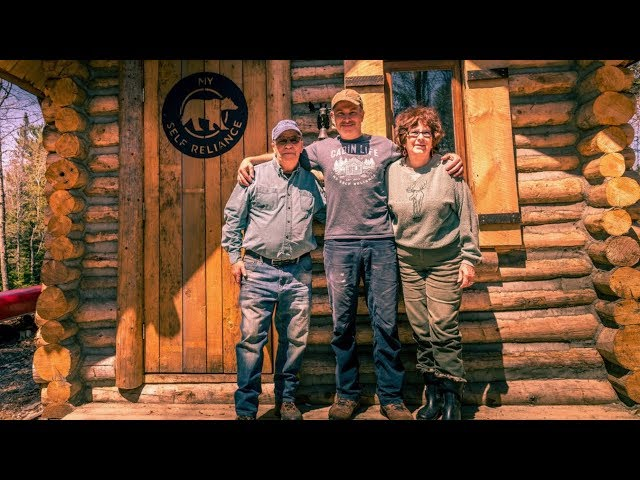 Small Town Life: Learn to Fish, Hunt and Bushcraft, Shawn James Childhood