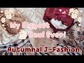 ♡ Autumnal J-Fashion Haul | Mori Kei, Plaid, and More ♡