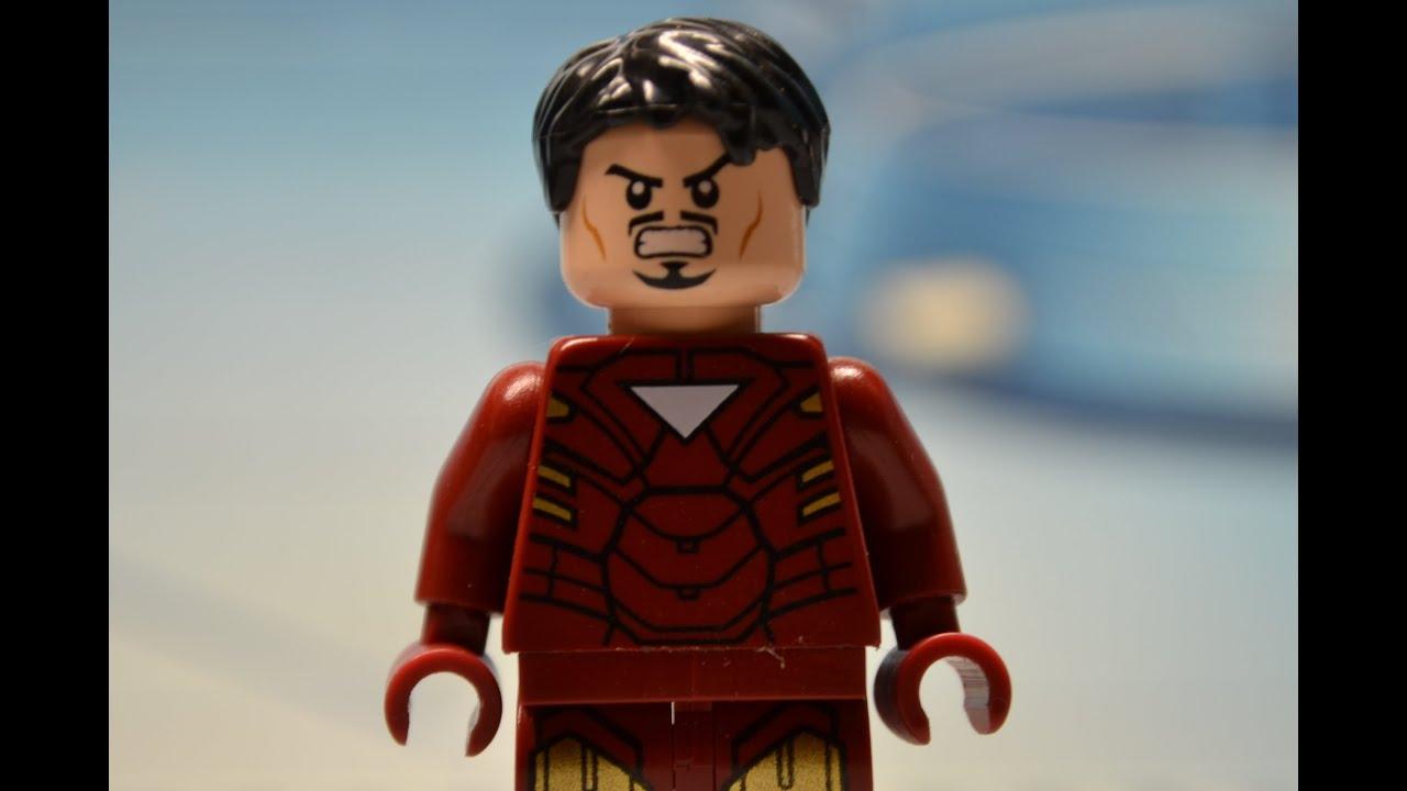 Iron Man 2: Lego Iron Man 2