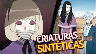 MAIS HUMANOS SINTÉTICOS - Boruto 78 - Comentários - Fred | Anime Whatever