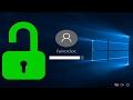 Come cambiare la password dimenticata in Windows 10