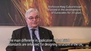 Bsi | Eurocodes | Haig Gulvanessian About Eurocodes